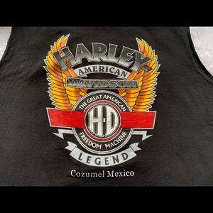 Harley Davidson American legend Mexico Tank top
